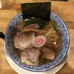 麺や ぶたコング - 新潟長岡 生姜醤油ラーメン 780円
