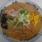 藤 - 料理写真:味噌ラーメン