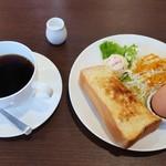 cafe58 - 料理写真:モーニング(全体)