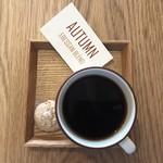 COFFEE HOUSE FIELD - ドリンク写真:秋のえべっさんブレンド