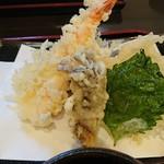 清水 - 天ぷらです!
