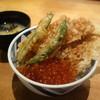 きたみなと - 料理写真:キンキ天丼