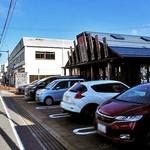 東光 - 県道26号線沿いにあります