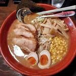 東光 - 特味噌らーめん(麺大盛)