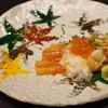 Tsukumo - 料理写真:お造り