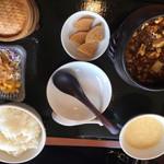 94577270 - 麻婆豆腐(1,380円 税込)評価=◎ 定番の麻婆豆腐ですが、絶品です!!