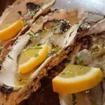 モンキー シー&リアルフード - 生牡蠣