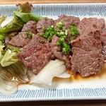 骨付鳥 蘭丸 - 讃岐牛ステーキ