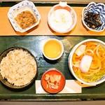 道の駅 但馬のまほろば フードコート - 料理写真: