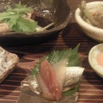 9458114 - 煮魚ランチ 1100円