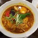 曼荼羅 - ポーク角煮 1050円