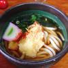 こんぴらうどん 富士 - 料理写真:天ぷらうどん♡¥700