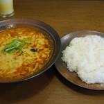 モグ - こんがりチーズのスープカレー