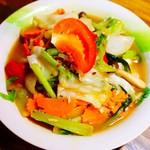 熱帯食堂 - タイ風八宝菜
