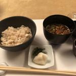 季節料理 汐彩 -