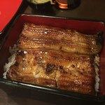 鰻松 - 料理写真:じゃーん 今年 初の鰻