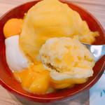 ICE MONSTER 沖縄 - 頂きま〜す♪♪美味しそうo(^_-)O