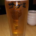 サガミ - 生ビール