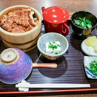 かん吉 - 料理写真:■特選ひつまぶし 5100円