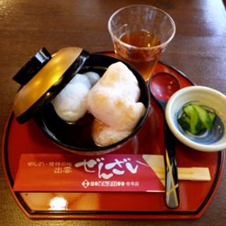 日本ぜんざい学会 - 料理写真:縁結ぜんざい700縁