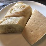 prato cafe - ★★★★ もちっとしたパン 好き!温めてあって良い香り