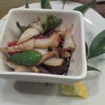 チャイナ食堂 ラ・ペーラ - バルサミコ酢を使った本格酢豚