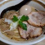 上州山賊麺 大大坊 - 特製山賊麺