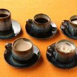 カフェ・ハイチ -