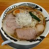 Chuukasobahirakoya - 料理写真:秋刀魚出汁中華そば 700円(税込)