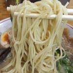 ぎょらん亭 - 麺リフト