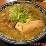 麺屋 八海山 - 煮干しそば \800
