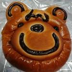 杜のくまさん - 料理写真:くまさんパン
