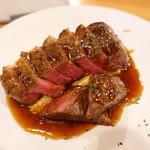 大衆肉居酒屋 ブルーキッチン - 上州牛フィレ肉ステーキ