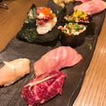 神楽坂肉寿司 -