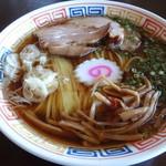 拉麺 時代遅れ - 料理写真:昭和のラーメン