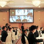 94598987 - ANAクラウンホテルにて京都・パリ友情盟約締結60周年記念