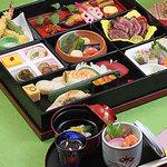 いけす・割烹・歌幸 - 料理写真:花椿(はなつばき) 4900円