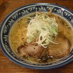 麺創房 玄 - 伝説の塩ラーメン