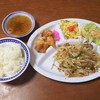 Chuukaryouriharupin - 料理写真:野菜炒め昼定食650円