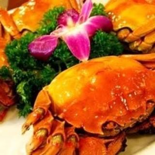 旬の上海蟹が500円で楽しめる‼️‼️‼️