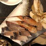 焼肉たらふく  - 海鮮セット  750円