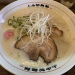 山なか製麺所 - 鶏白湯らーめんヽ(^.ー^)ψ ¥750円˚✧₊⁎⁺˳✧༚