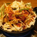 地鶏専門店 いいとこ鶏 - 地鶏を使った選べる一皿(A)手羽鶏のチーズタッカルビ( めっちゃいいとコース)