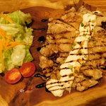 94602216 - 大山鶏のチキン南蛮~自家製タルタル~( めっちゃいいとコース)