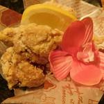 地鶏専門店 いいとこ鶏 - ハーブ鶏の唐揚げ( めっちゃいいとコース)