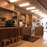 オブスキュラ コーヒー ロースターズ 本通 - 店内