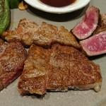 肉料理ふくなが -