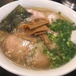 こうや麺房 - チャーシュー麺