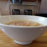 麺や 一想 - 鶏白湯醤油