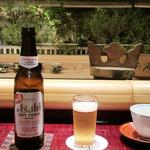 大文字屋 龍田川 - ノンアルコールビール('18.8月下旬)